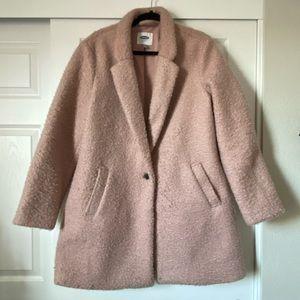 Old Navy Coat Dusty Pink XL